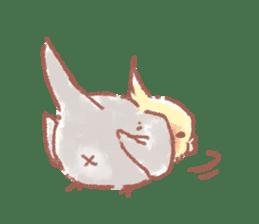 Okame chan2 sticker #4736121