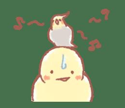 Okame chan2 sticker #4736122