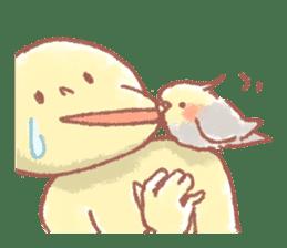 Okame chan2 sticker #4736125