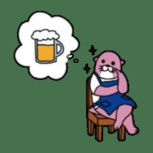 TACHIKAWAUSO Sticker by Village Vanguard sticker #4747447