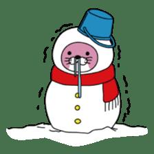 TACHIKAWAUSO Sticker by Village Vanguard sticker #4747453