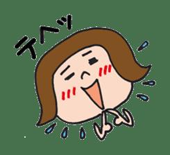 rosy life <vol.3> sticker #4747594