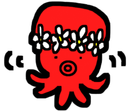 Mr.Octopus and Mr.Squid sticker #4747898