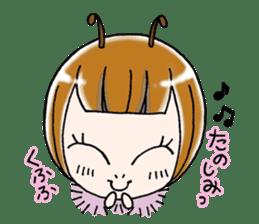 Honey bee sticker sticker #4748874