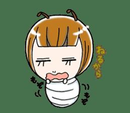 Honey bee sticker sticker #4748891