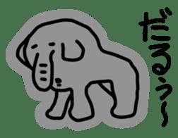 Kimokawa animal Allstars sticker #4749278