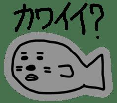 Kimokawa animal Allstars sticker #4749292