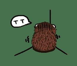 mimi hedgehog sticker #4750647