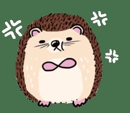mimi hedgehog sticker #4750648