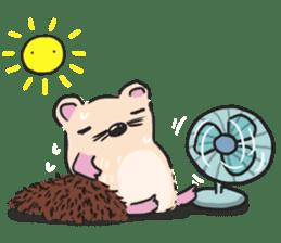 mimi hedgehog sticker #4750659