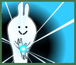 Oh! Funny Rabbit sticker #4750815
