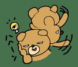 Kumatakun's favorite phrase sticker #4750945