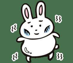 Sumo Rabbit sticker #4751292