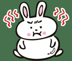 Sumo Rabbit sticker #4751293