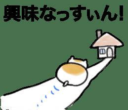 honesty golden hamster sticker #4751654