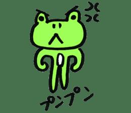 yuruyurukaeru sticker #4751885