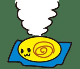 Octopus Viennese Sticker sticker #4752115