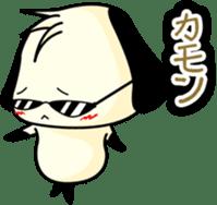 Cute dog wanchome sticker #4752307