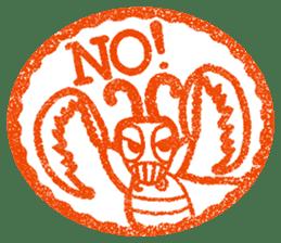 Hanko stamp sticker! sticker #4752473