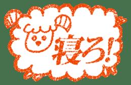 Hanko stamp sticker! sticker #4752490