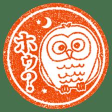 Hanko stamp sticker! sticker #4752500