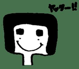 Miss MAYUMI sticker #4752684