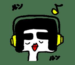 Miss MAYUMI sticker #4752686