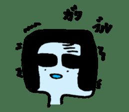 Miss MAYUMI sticker #4752692