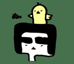 Miss MAYUMI sticker #4752703