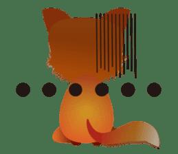 fox's world sticker #4753030
