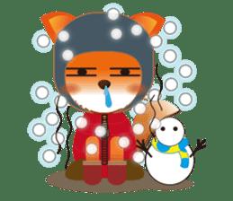 fox's world sticker #4753045