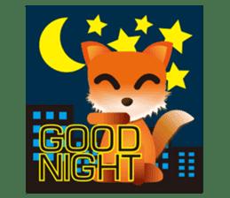 fox's world sticker #4753052