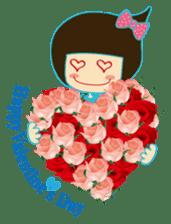 noodlegirl festival(03) sticker #4753248