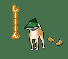 Potato chips dog. sticker #4753433