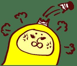 Banana Sticker sticker #4754766