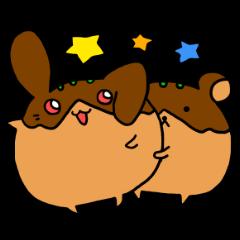 takoyakirabbit&bear