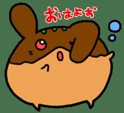 takoyakirabbit&bear sticker #4755224