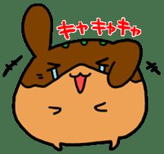takoyakirabbit&bear sticker #4755226