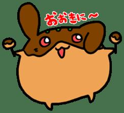 takoyakirabbit&bear sticker #4755228
