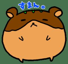 takoyakirabbit&bear sticker #4755229