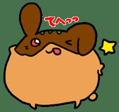 takoyakirabbit&bear sticker #4755232