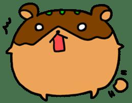 takoyakirabbit&bear sticker #4755233