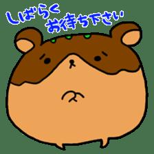 takoyakirabbit&bear sticker #4755237