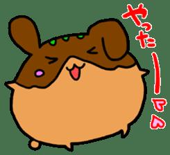 takoyakirabbit&bear sticker #4755240