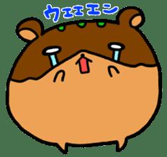 takoyakirabbit&bear sticker #4755241