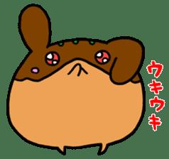 takoyakirabbit&bear sticker #4755242