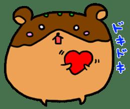 takoyakirabbit&bear sticker #4755243