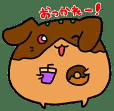 takoyakirabbit&bear sticker #4755244