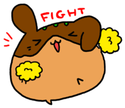 takoyakirabbit&bear sticker #4755246