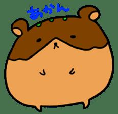 takoyakirabbit&bear sticker #4755247